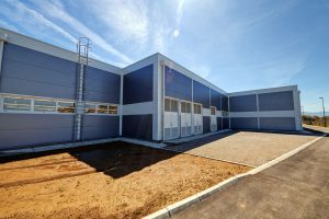 Commercial property inspections include site pictures with all reports.