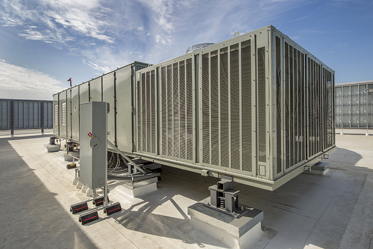 Commercial AC and the Phaseout of HCFC Refrigerants