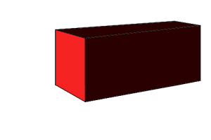 Rowlock bricks are header bricks on their sides!