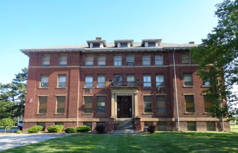 We've inspected historic buildings, like this orphanage.
